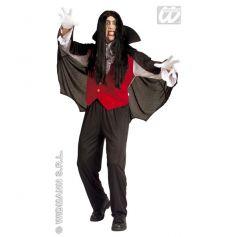 Déguisement Dracula Luxe Homme - XL