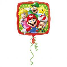 Ballon à Hélium - Super Mario Bros et ses amis