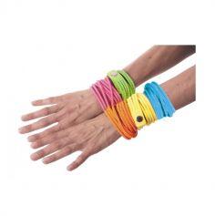 Bracelet Fluo - Coloris au choix