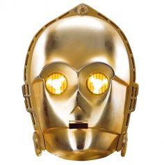 Masque en Carton C3-PO