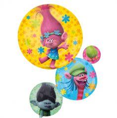 Fontaine de Ballons à Hélium - Trolls