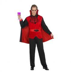 Déguisement Vampire Sanglant Homme - Taille au Choix