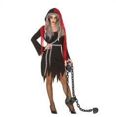 Costume Maîtresse des Enfers Femme - Taille au Choix