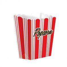 8 Box à Popcorn Hollywood