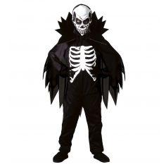 Squelette des Enfers Garçon - Taille au Choix