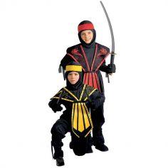 Déguisement-de-Ninja-Enfant-Taille-et-Coloris-au-Choix | jourdefete.com