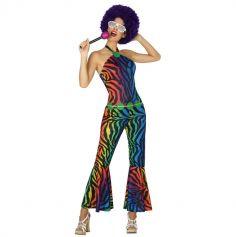 Ensemble Disco Femme - Taille au choix