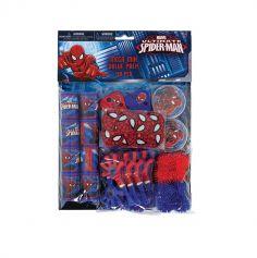 Set 48 Joujoux Spiderman