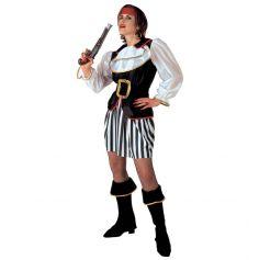 Déguisement Pirate Femme - L