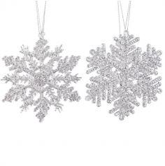 flocon-etoile-acrylique-suspension-decoration-sapin-noel | jourdefete.com