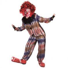Déguisement Enfant - Clown Terrifique - Taille au Choix