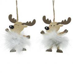 suspension-renne-decoration-sapin-noel | jourdefete.com