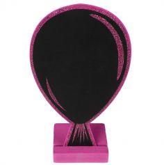 Marque-Table Ballon - Fuchsia