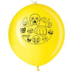 2 Ballons à frapper Emoji