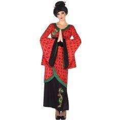 Déguisement Femme Chinoise - Taille au Choix