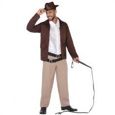 Déguisement Homme Aventurier - Taille au Choix