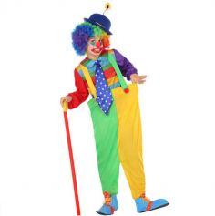 Déguisement Enfant Clown - Taille au Choix