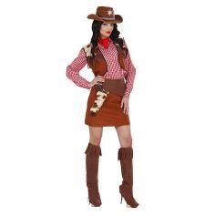 Cowgirl de rodéo - Taille au choix