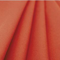 Rouleau de Nappe en Voie Sèche Intissé Rouge 10 m