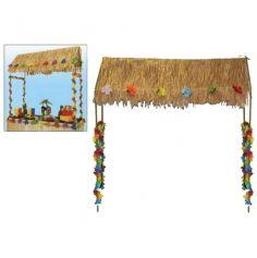 Chapeau de Table Hawaï Tiki