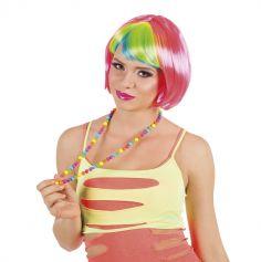 Collier de perles - Multicolore