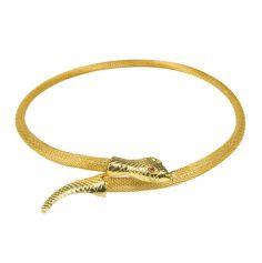 Collier Egyptien - Serpent du Nil