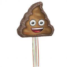 Piñata Poop Emoji Géant