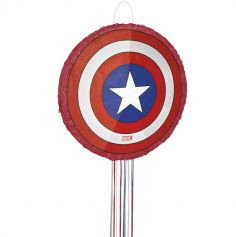 Piñata Avengers - Bouclier Captain America