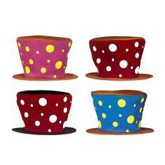 Maxi Chapeau de Clown