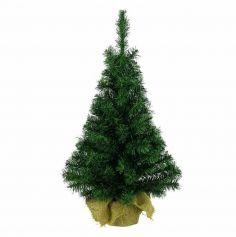 Sapin de Noël Vert - 45 cm