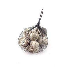 Décoration de table crânes - sachet de 6 pièces