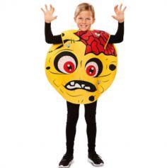 Halloween – Déguisement Enfant – Emoji Zombie