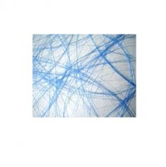 Chemin de Table Intissé 30 cm x 5 M – Bleu Clair