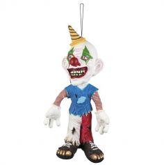 Décoration Halloween à Suspendre - Clown - 44 cm