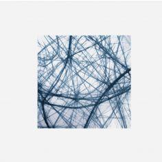 Chemin de Table Intissé 30 cm x 5 M - Bleu Foncé