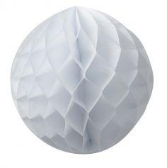 3 Boules Alvéolées - Blanc
