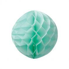 3 Boules Alvéolées - Vert menthe