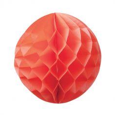 3 Boules Alvéolées - Corail