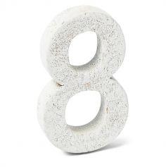 """Chiffre """"8"""" en Bois - 5 cm"""