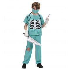 Chirurgien Mort Garçon - Taille au Choix