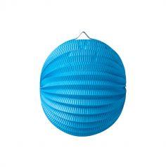 Lampion Boule ø20cm - Turquoise