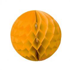 3 Boules Alvéolées - Moutarde
