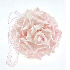 Boule de Roses Rose