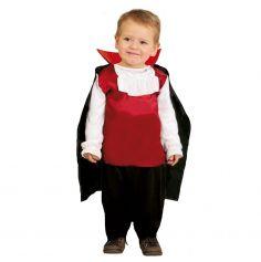 Déguisement de Dracula Bébé Garçon - Taille au Choix