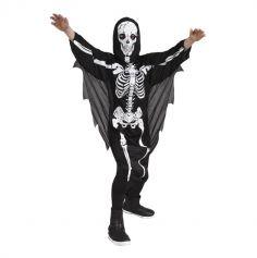 Déguisement Squelette Terrifiant Enfant - Taille au Choix