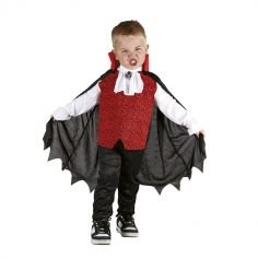 Déguisement de Petit Comte Vampire Garçon - 3/4 ans