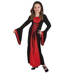 Déguisement Fille - Lady Vampire - Taille au Choix