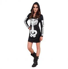 Déguisement Squelette Ado Fille - 14/16 ans