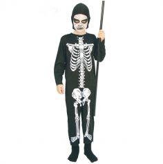 Combinaison de Squelette Enfant - Taille au choix