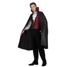 Déguisement Vampire Gothique Homme - Taille au Choix